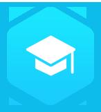 持有中国教育部认可的本科及以上学位